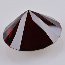 Red crystal diamond paperweight home wedding decoration & girlfriend gift diamond crystal