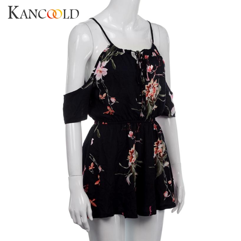 New Fashion Elegant Womens Playsuit For Holiday Ladies Summer Jumpsuit Hot Sale