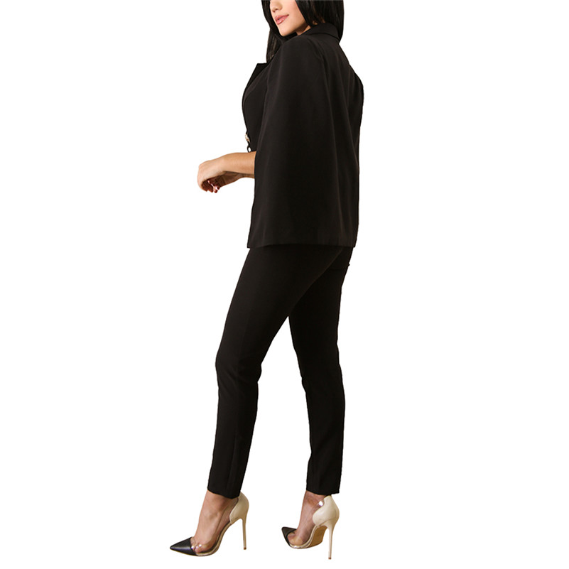 ADEWEL Sexy Plunge V Neck Bodycon Jumpsuits for Women  White Black Sleeveless Tippet Long Pants Overall Party Office Rompers
