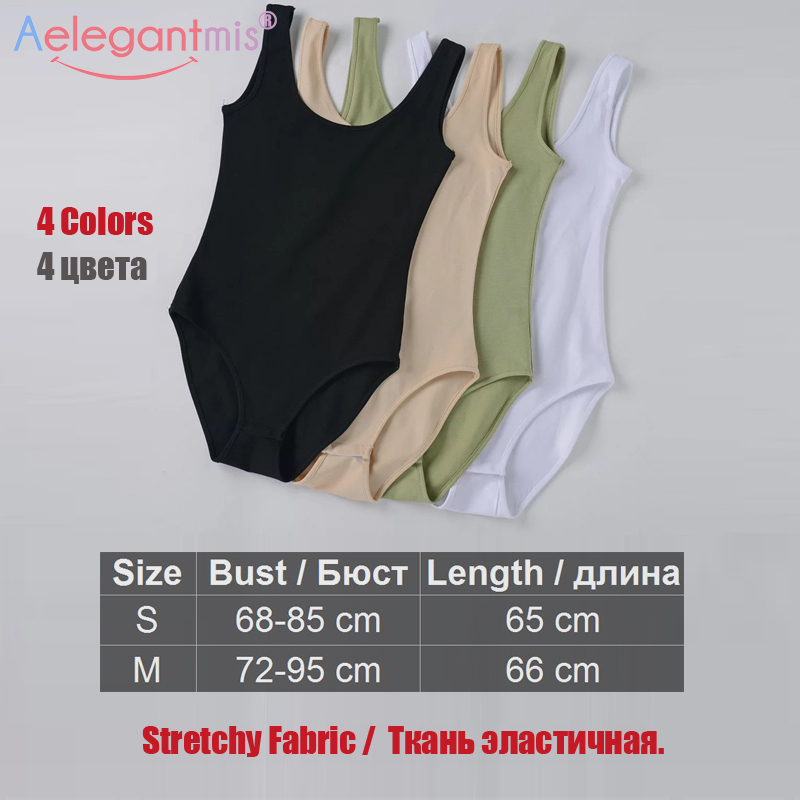 Aelegantmis Sexy Bodycon Backless Bodysuit Women Fashion Summer Sleeveless Strap Cami Bodysuits Ladies Tank Tops Skinny Jumpsuit