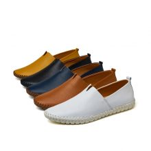 Handmade  Moccasins Soft Breathable Loafers Shoes (10 colors)