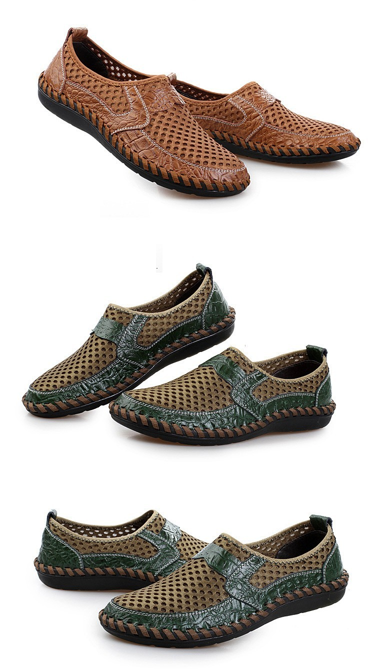 Breathable Summer Shoes Soft Comfortable (12 colors)