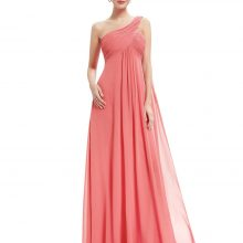Evening Dresses Ever Pretty One Shoulder Ruffles Padded Special Occasion Weddings Events Long New Evening Dress