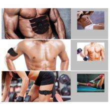 Abdominal Muscle Training Stimulator Device Wireless Belt Gym Professional Body