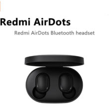 Xiaomi Redmi Airdots Wireless Earphone Voice Control Bluetooth 5.0 Noise Reduction Tap Control