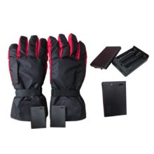 Heated Gloves Sport Temperature Control Rechargeable For Motorcycle Riding Winter Warmer
