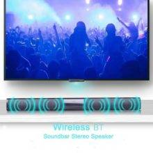 20W Powerful 3D Music Sound Bar Wireless Bluetooth Speaker Home Theater Aux 3.5mm TF  For TV PC