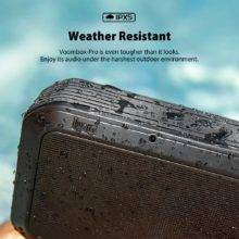 Portable Bluetooth Wireless Speaker, 40w Super Bass with 10000 mAh for 18-Hour Playtime, IPX5 Water-Resistant