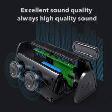 Portable Wireless Bluetooth Speaker Sound System 10W Stereo Music